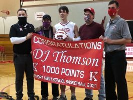 PHOTO COURTESY OF KEYPORT HIGH SCHOOL ATHLETIC DEPARTMENT