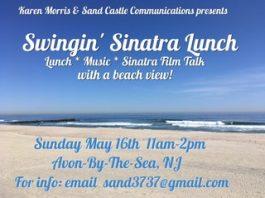 Swingin' Sinatra Beach Event