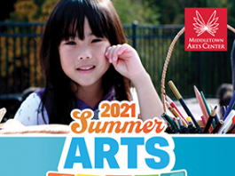 Middletown Arts Center Summer Arts Camps REGISTER NOW!