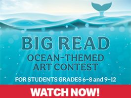 BIG READ Ocean-Themed Art Contest Virtual Exhibition