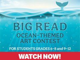 BIG READ Ocean-Themed Art Contest Virtual Exhibition