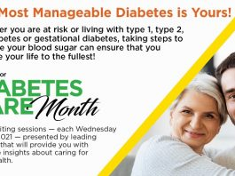 Diabetes Care Month: Key Steps to Diabetes Success
