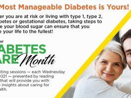 Diabetes Care Month: Diabetes During a Pandemic