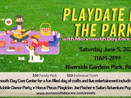 Monmouth Day Care Center\'s Playdate in the Park