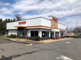 Dunkin' Unveils Newly Remodeled Restaurant of the Future in Ewing, NJ