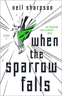 Author Neil Sharpson:  When the Sparrow Falls - Live from Dublin via Zoom