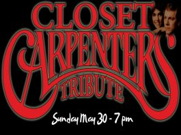 The Closet Carpenters , A Tribute to the Music of Richard and Karen Carpenter