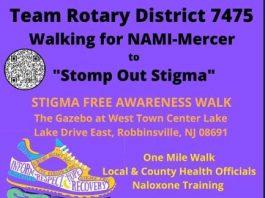 Stigma-Free Rotary/NAMI Walk