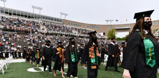 Photo courtesy of Charles Sykes, Associated Press Images for Princeton University.