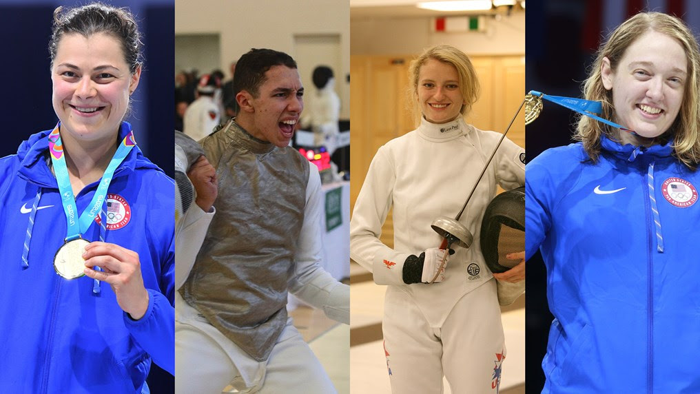 Four Tiger fencers qualify for Tokyo Olympics