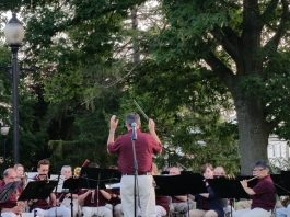 Whitehouse Wind Symphony Free Concert