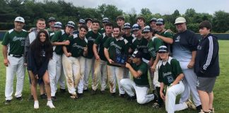 PHOTO COURTESY OF COLTS NECK HIGH SCHOOL ATHLETIC DEPARTMENT