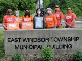PHOTO COURTESY OF EAST WINDSOR TOWNSHIP