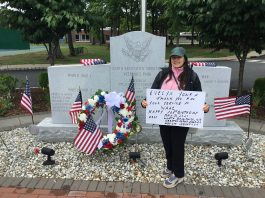PHOTO COURTESY OF WREATHS ACROSS AMERICA NORTH BRUNSWICK CHAPTER