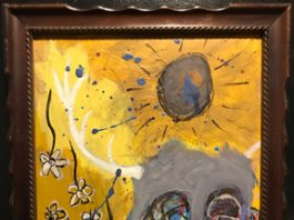 Exhibition: Paintings by Casey Lynch, Artist of the Month