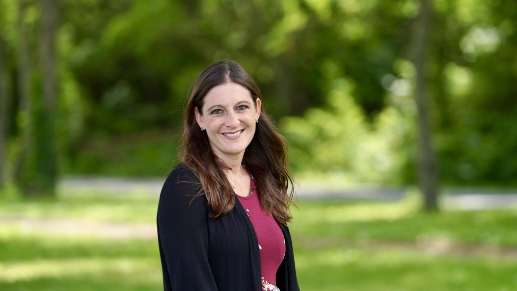 Cranbury School names former student 2021 Teacher of the ...