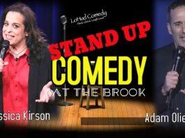 Comedian Jessica Kirson
