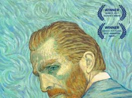 Loving Vincent – outdoor showing of a fully-painted film about van Gogh