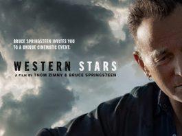 Western Stars – outdoor movie of Bruce Springsteen album performance