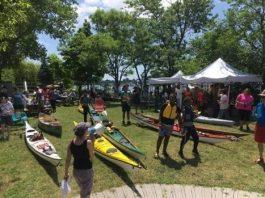 Sebago Canoe Club Open House